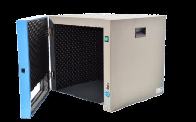 Cabina de Insonorización Ultrasonidos