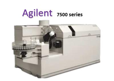 Agilent 7500 series