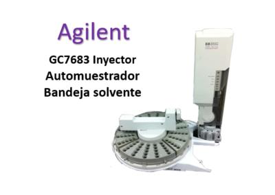 Agilent GC7683 Inyector